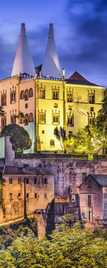 Sintra National Palace - Sintra | Portugal