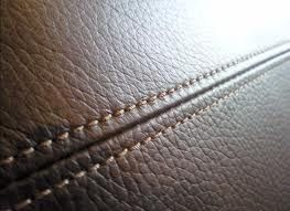 La couture et le laçage du cuir