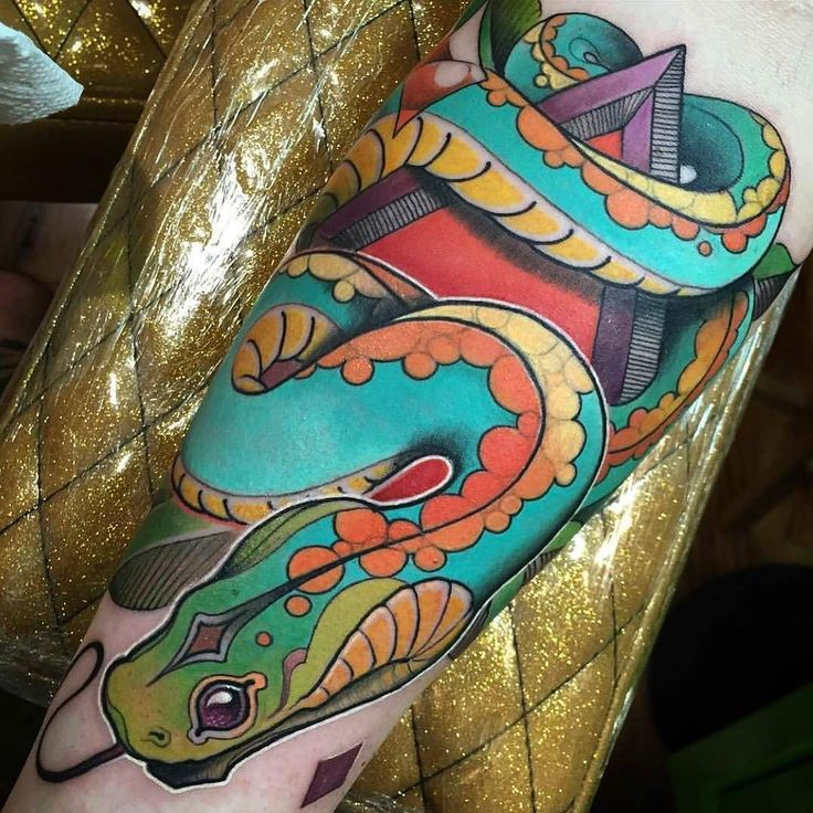 279 best images about snake tattoos on around
