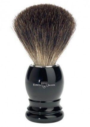 Edwin Jagger Best Badger Shaving Brush Ebony