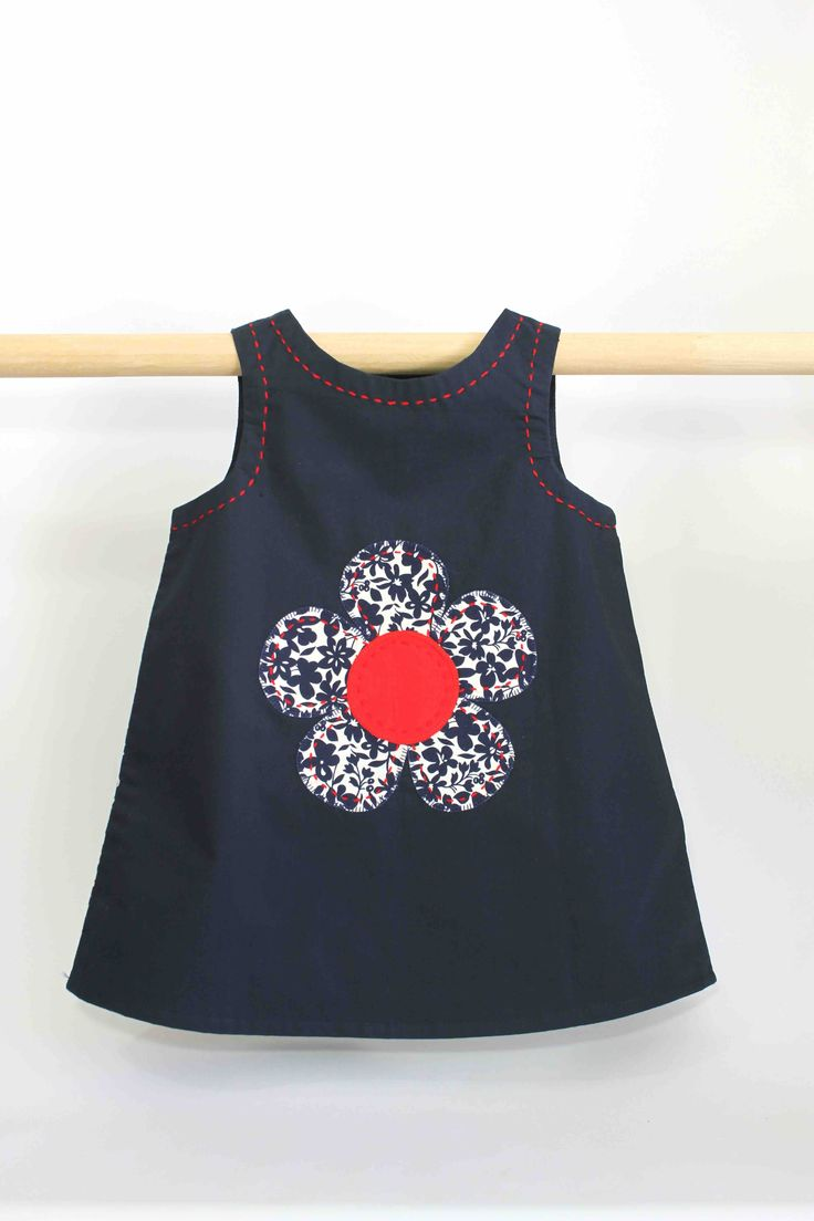 Blue Floral Flower Dress:   This super cute summer dress not only looks great on kids but is also comfortable to wear and easy to clean, making it perfect for all occasions and still allowing a kid to be a kid.