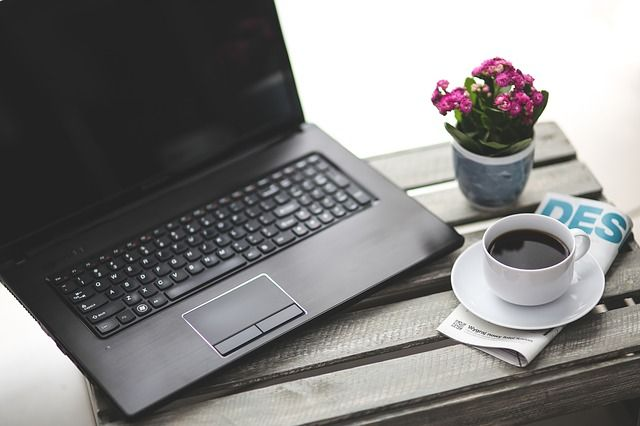 Work, Working, Coffee, Notebook, Laptop, Computer