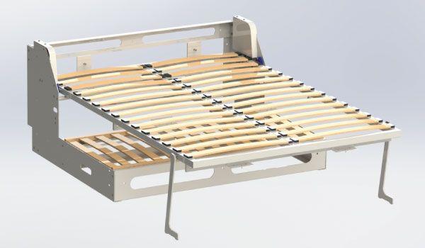 Les 26 meilleures images du tableau m canisme de lit escamotable lift security sur pinterest - Systeme de lit escamotable ...