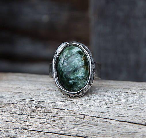gabi111 / Serafinit - prsteň