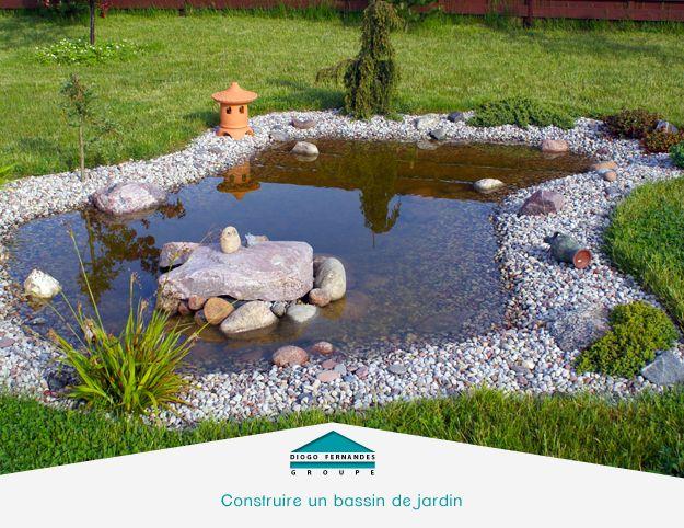 Les 25 meilleures idées concernant bassins de jardin sur pinterest ...