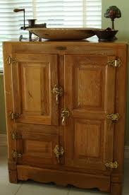 antiqued kitchen cabinets best 25 wooden chest ideas on diy cooler 1303