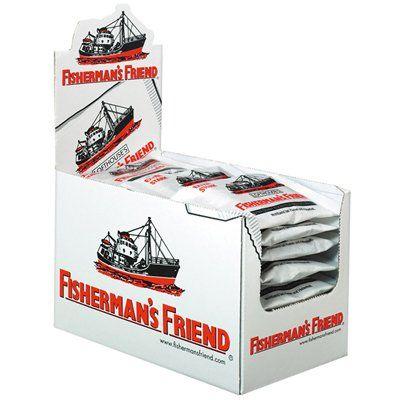 Fishermans Friend Fisherman's Friend Original Extra Strong 2 Pack 40 Lozenges