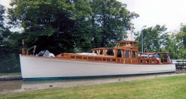1929 Consolidated Commuter Power Boat For Sale - www.yachtworld.com