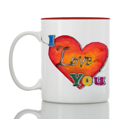 Not too early to start thinking about your Valentine's gift! Ι love you mug #storymood #valentine's #mug
