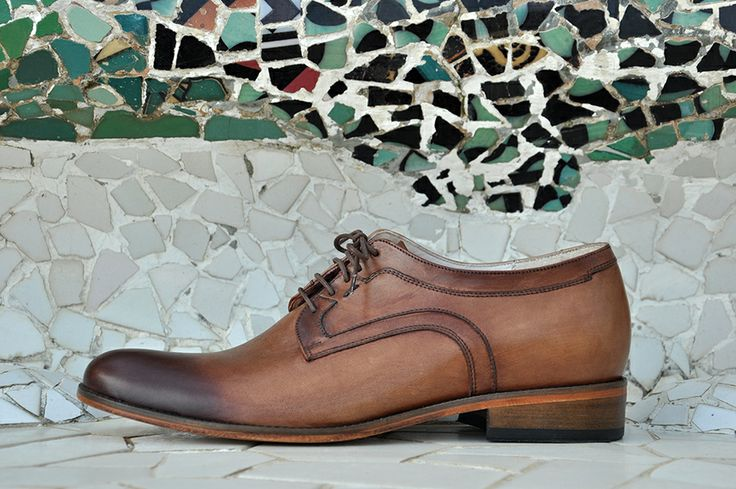 #Betelli height increasing #men's #shoes and Park Guell's beautiful mosaic