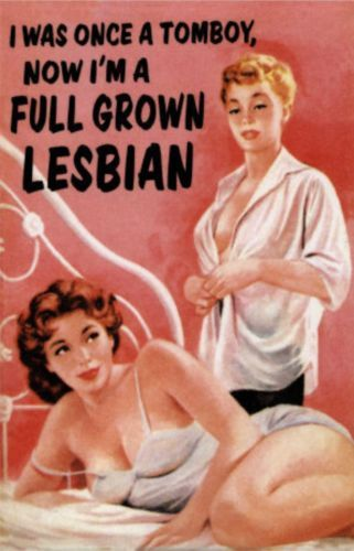 LESBIAN-PULP-FICTION-FRIDGE-MAGNETS-CHOICE-OF-10-ORIGINAL-BOOK-COVER-DESIGNS
