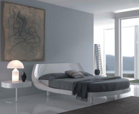 Die besten 25+ Schick moderne schlafzimmer Ideen auf Pinterest - luxus schlafzimmer design