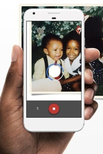 Google Photo Scan (5 Phone Apps That Will Change Your Life in 2017 via @PureWow)
