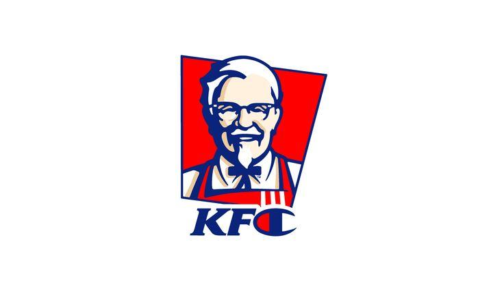 Sportswear x Fast Food logo design mashup: KFC x Champion #logo #mcdonalds #nike #adidas #fila #burgerking #dunkindonuts #kfc #champion #underarmour #subway #puma #jordan #pizzahut #dominos #fila