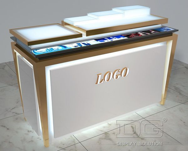 CM17 High End Wooden Cosmetic Display Unit