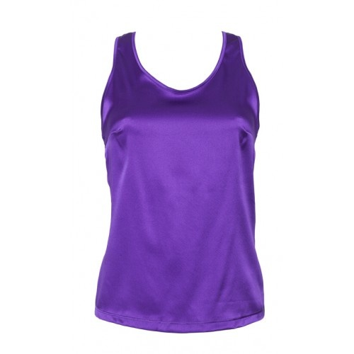 Silk heather cami from MC Lounge AW12 collection