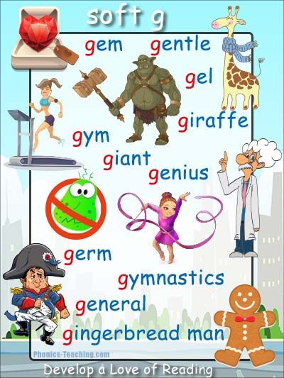 """<p class=""""excerpt""""><span style=""""font-size: 12pt; font-family: arial, helvetica, sans-serif;"""">A FREE PRINTABLE phonics sound poster which focuses on auditory discrimination for the sound <span style=""""color: #ff0000;""""><strong>Soft G</strong></span>.</span></p> <p class=""""excerpt"""">[wp_ad_camp_3]</p>"""