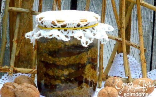 Ореховые баклажаны | Кулинарные рецепты от «Едим дома!»