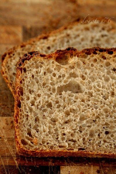 Czeski wiejski chleb (na zakwasie)