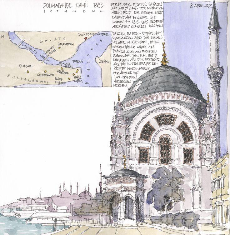 Istanbul, Dolmabahce Camii, TR