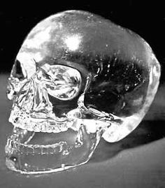Хрустальный череп. Находки майя.