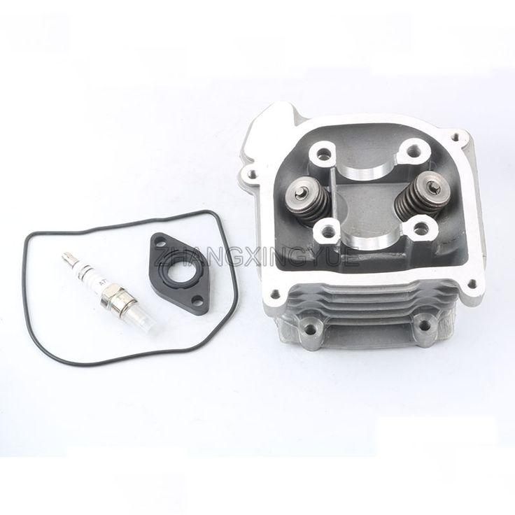 Big Bore Kit and standard 139QMB GY6 50cc 60 cc 80cc 100cc 105cc Cylinder head kit for Motowell Magnet 50 Yoyo 50 4T #Affiliate