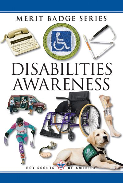 27 best fcs dollars and sense images on pinterest money tips a leaders guide to the disabilities awareness merit badge fandeluxe Image collections
