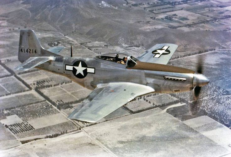 Mustang P-51D-10-NA 44-14214 during a test flight from Inglewood, CA. #aviation #aviationlovers #aviationphotography #warbird #airplane #aircraft #fighteraircraft #warplane #props #history #military #air #plane #airforce #usaf #airbattle #airport #airfield #flight #instaplanes #planespotting #instaaviation #planelovers #wwiiincolors #wwiicolor #ww2 #wwii #Mustang #P51