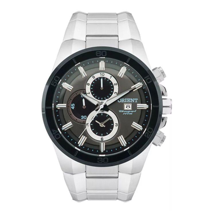 Relógio Orient Masculino Cronógrafo Mbssc114 - R$ 679,00