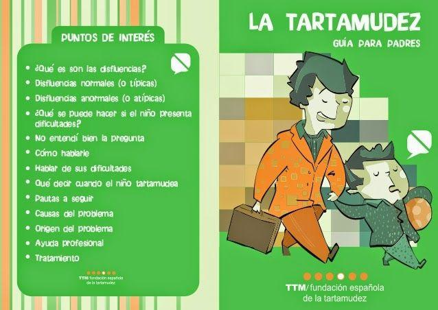 Oratio Orientation: LA TARTAMUDEZ GUÍA PARA PADRES.