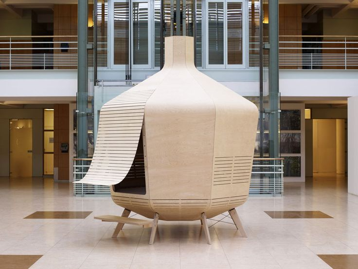 Prix Émile Hermès - La capsule ventilée