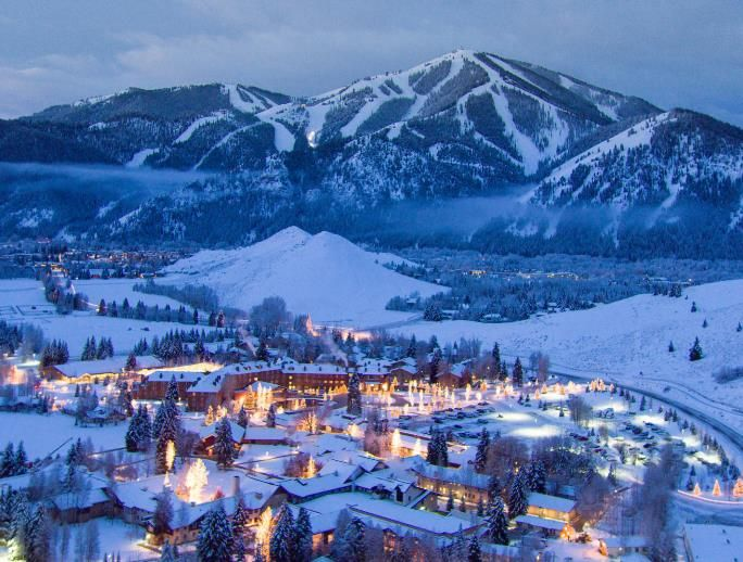 There are a lot of great ski resorts, but Sun Valley was literally the nation's first, with the world's first chairlifts, where the very idea of the American ski vacation was born.