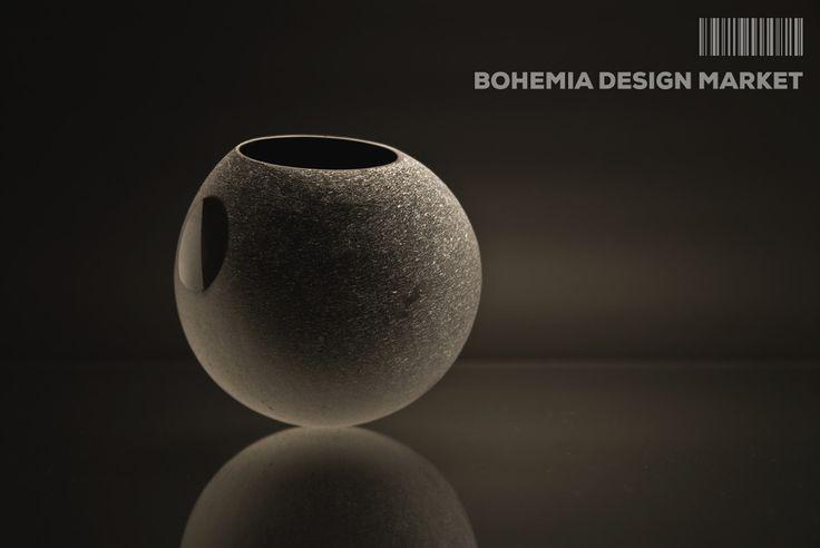 >>Vaze - By Alena Hájková<<  Enjoy Uniqueness & Quality of Czech Design http://en.bohemia-design-market.com/designer/alena-hajkova