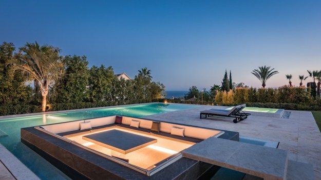Villa Mozart in Sierra Blanca, Marbella - MyHouseIdea