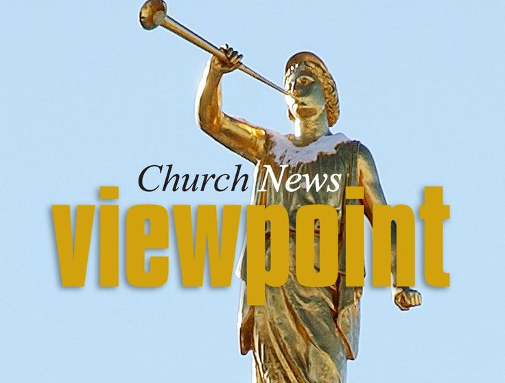 Church News viewpoint: Happiness