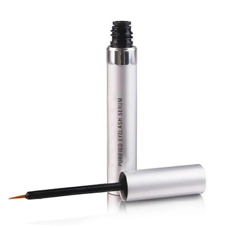 Nature's Purified Liquid Eyelash Enhancer Serum - Grow and Maintain Longer Eyelashes