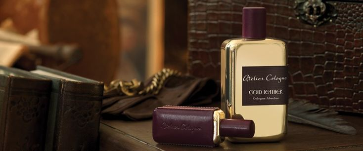 Gold Leather 100 ml