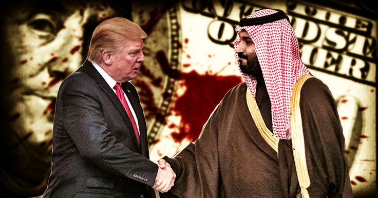 "Donald Trump is preparing to announce a $350 Billion arms deal with Saudi Arabia as part of a plan to create an ""Arab NATO"" to confront Iran."