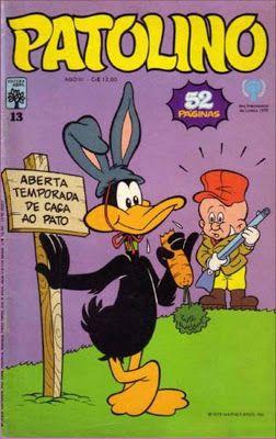 MODAS E MANIAS: GIBIS ANTIGOS... QUE SAUDADES!!