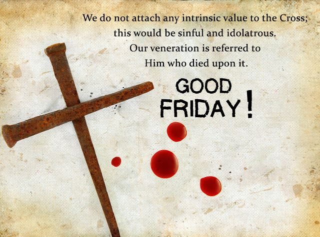 Good Friday gGreetings | Greetings Images And Card Of Good Friday 2018 PRESIDENTS DAY 2018 SALES