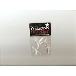 Ty Beanie Babies Collectors Clipp Tag Protectors - 100 individually packaged tag protectors