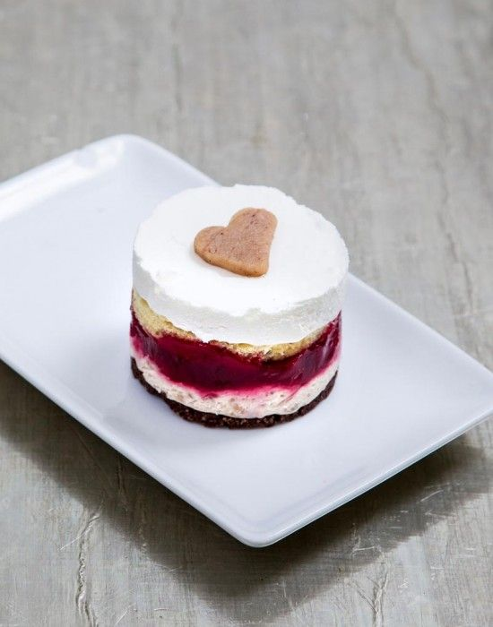 Marangona chestnut cake