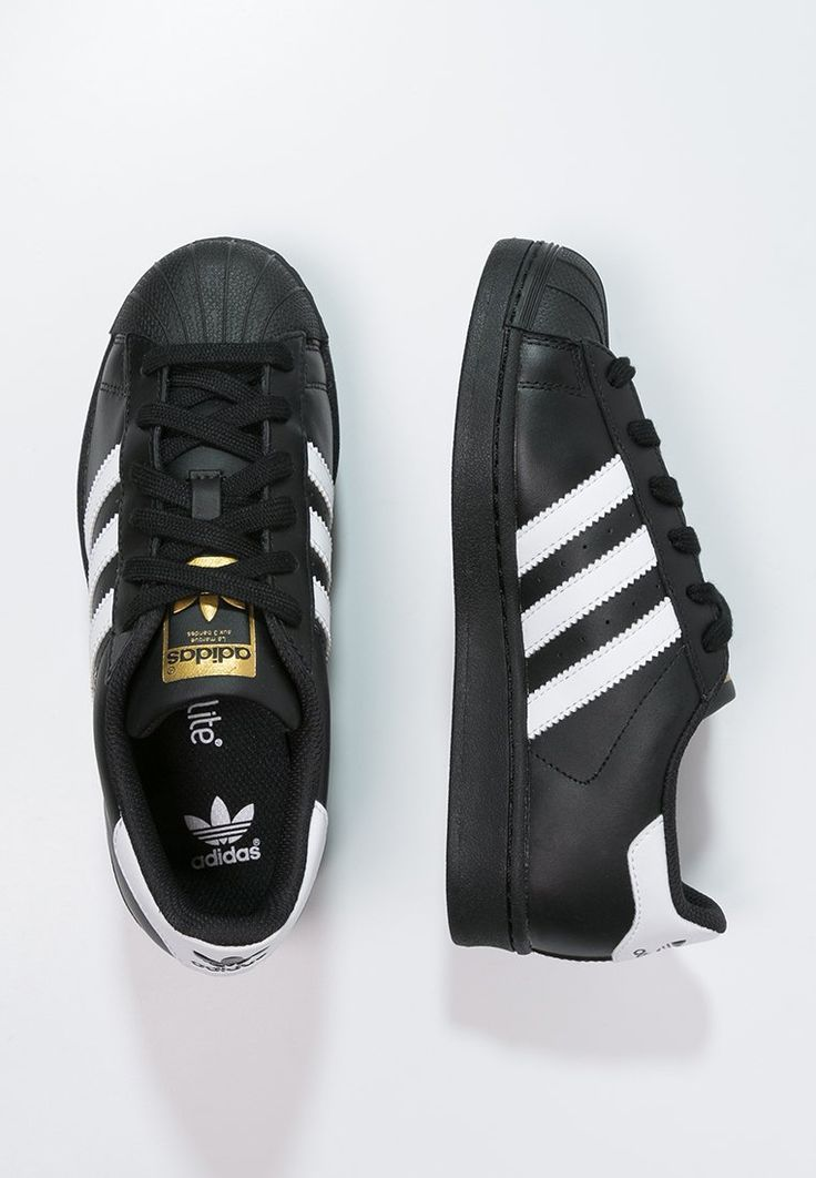 Adidas originals Superstar 2 Lto W in Black Lyst