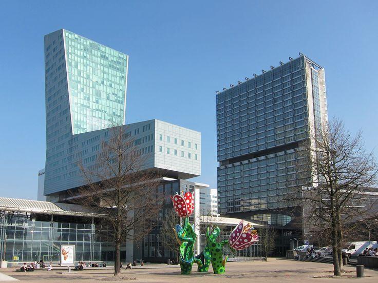 Urbanisme Année : 1994 Lieu : Lille Urbaniste: Rem Koolhaas Fonction : quartier d'affaire