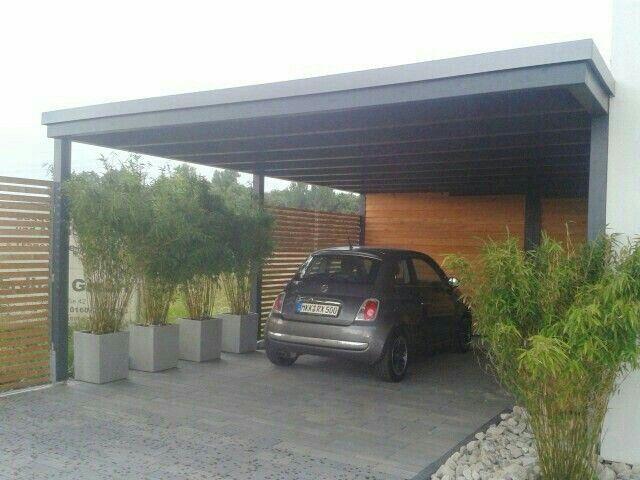 10 besten carport ideen bilder auf pinterest autoabstellplatz ideen carport garage und mein haus. Black Bedroom Furniture Sets. Home Design Ideas