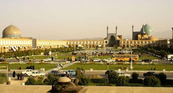 Isfahan: Die besten Sehenswürdigkeiten