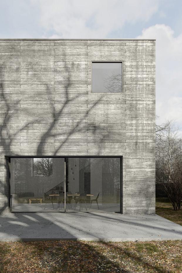 Zdjęcie numer 2 w galerii - Kostka z betonu - modernizacja modernizmu [METAMORFOZA]