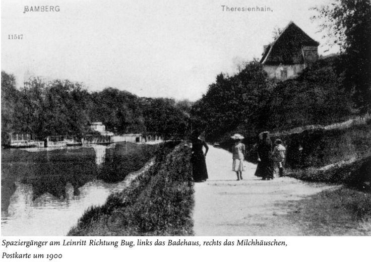 Hain Bamberg Bootshaus links
