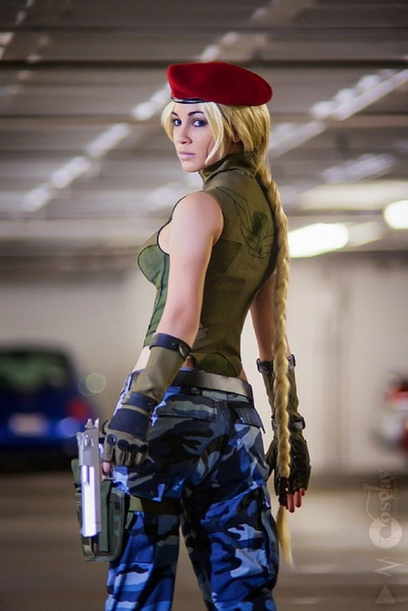Awesome Cammy of Street Fighter Cosplay Gallery at Project-Nerd