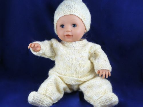 Dolls Clothes Knitting Patterns Free Printable : Best images about premature baby knitting patterns on